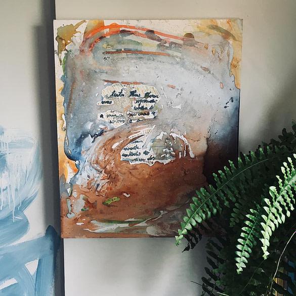Eu tenho respirado arte 3 | janeiro 28, 2019 | Reflexão | Bits - Visual Artist