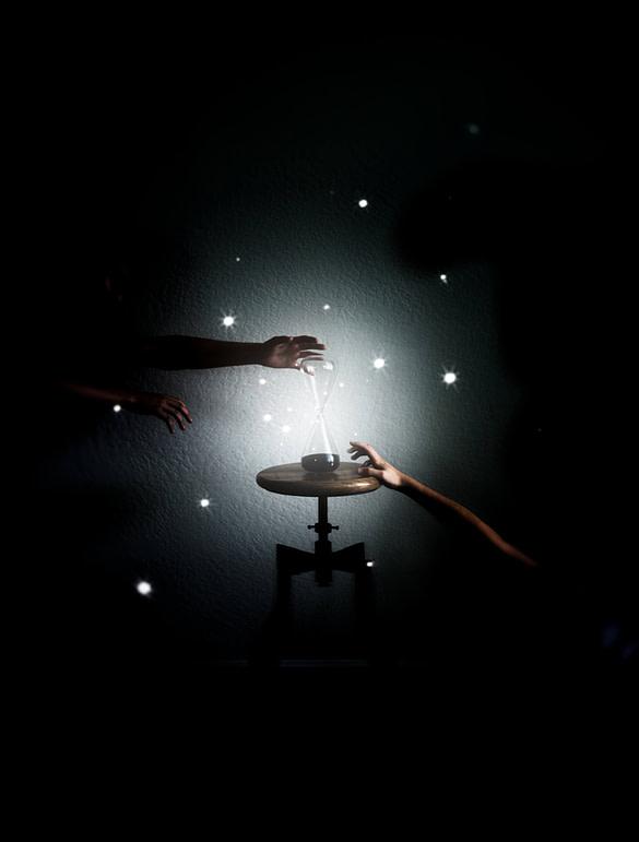 Espaço-Tempo 5 | junho 28, 2019 | Deus | Bits - Visual Artist